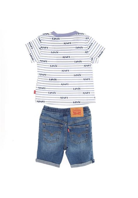 Completo baby LEVIS | Completino 2 pezzi | 6EC671B1W