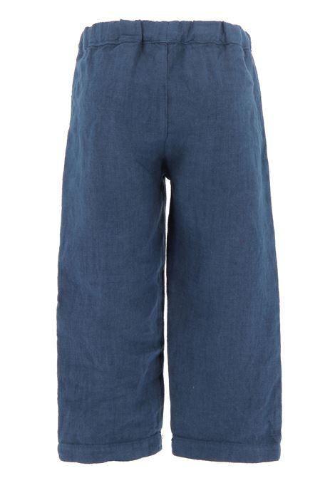 pantaloni lino Mariella Ferrari | Pantaloni | PNB2205