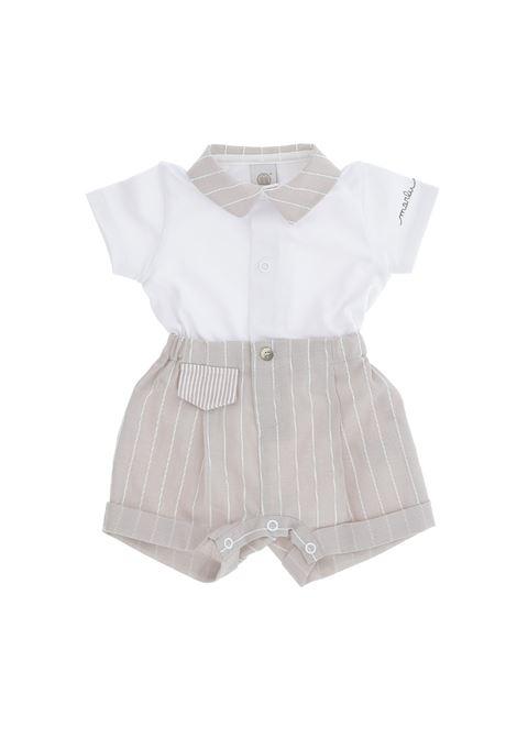 Romper MARLU | Baby romper | ES5323C160