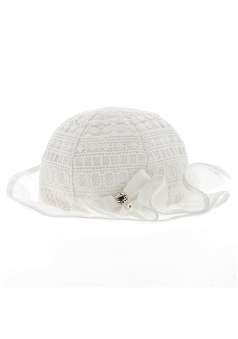 Baby ceremony cap MODI' COLLEZIONe | Baby hat | C18FN305012