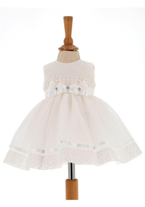 Baptismal baby dress MODI' COLLEZIONe | Baptism dress | N3050T10112
