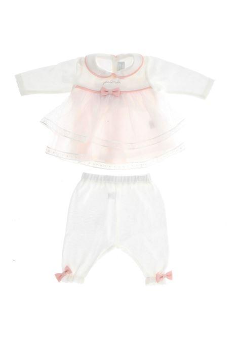 MODI' COLLEZIONe | Baptism dress | P3272T783