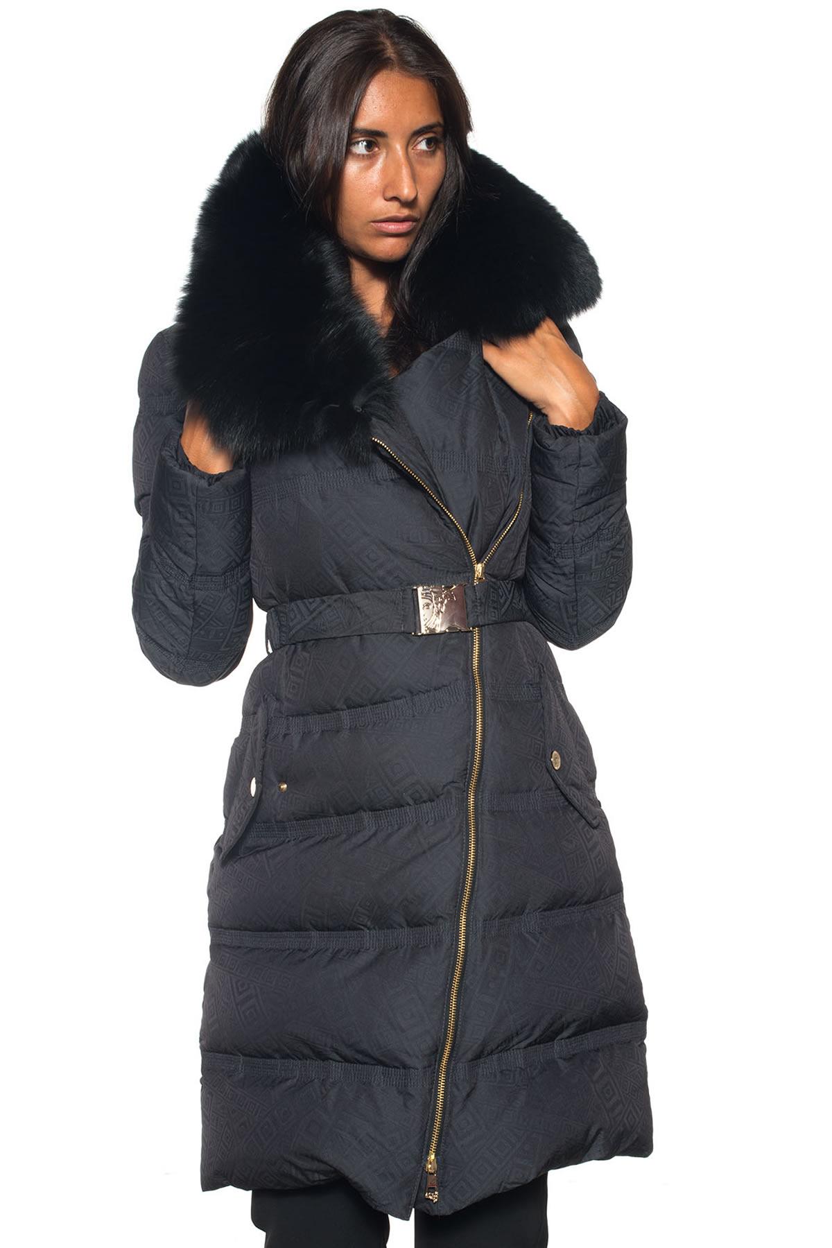 Piumino lungo Versace Collection | 20000057 | G34692-G603419G4504