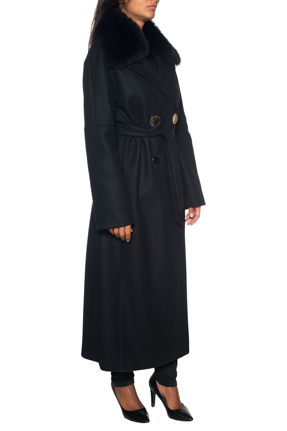 Long Coat - Versace Collection - ScaglioneIschia 15db9c1b906