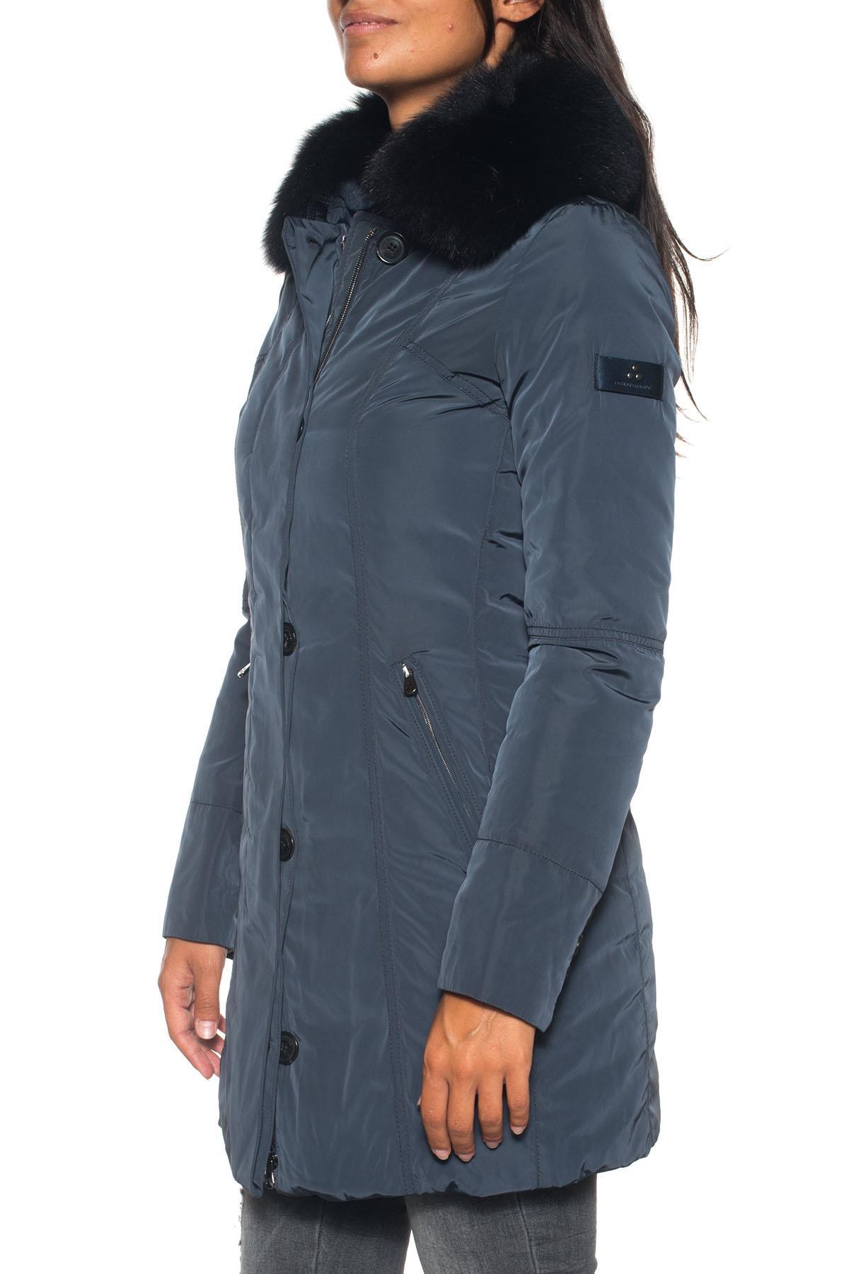 detailed look e9cca c0038 Giaccone Metropolitan GB Fur
