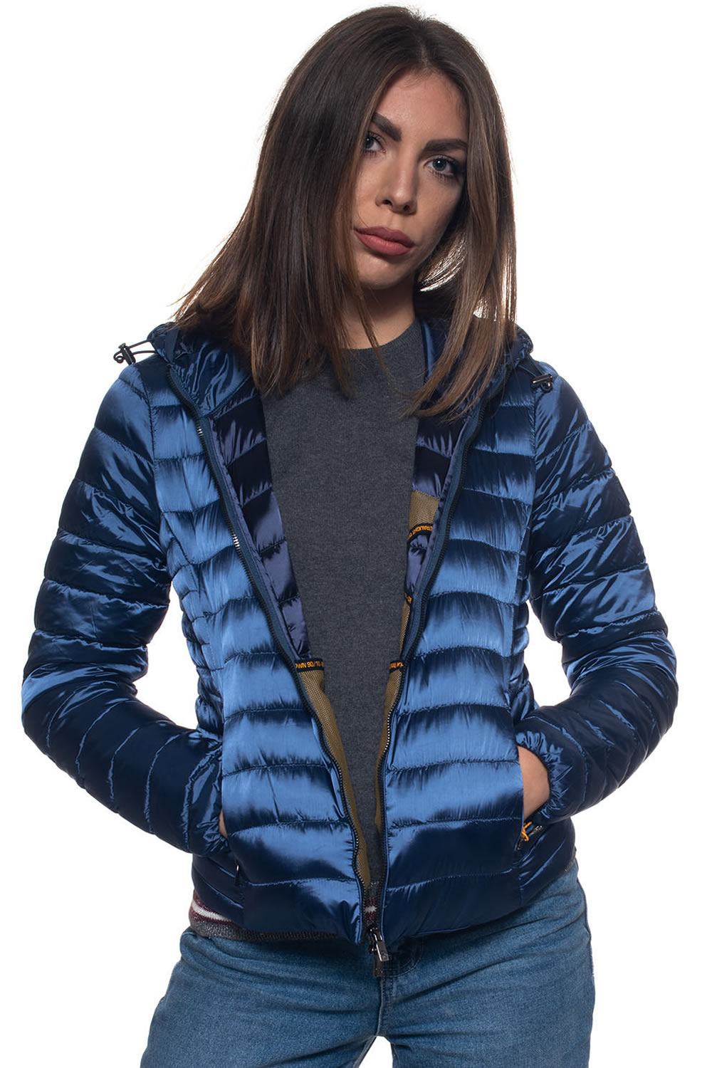 wholesale dealer 945e0 a728a Aghata quilted jacket 100gr