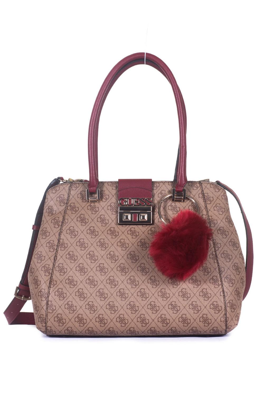 deb1e6c0feb8 Logo Luxe bucket bag - Guess - ScaglioneIschia
