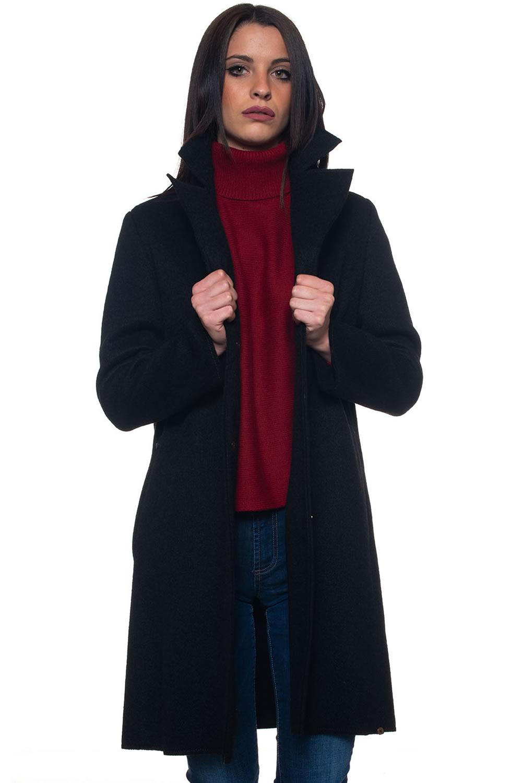 buy popular 1a80a 73e82 Cappotto con abbottonatura a scomparsa Radar