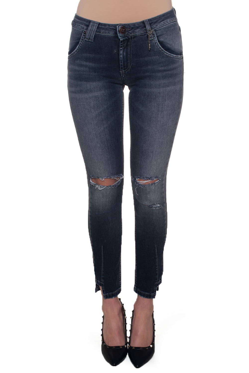 f38581bd16 Jeans stone washed Elionor