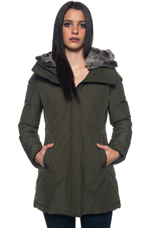 W's Parka Boulder Woolrich F Scaglioneischia Coat r68xnqr