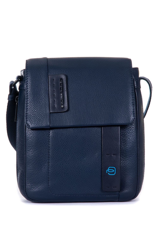 998338803ee1 Leather shoulder bag - Piquadro - ScaglioneIschia