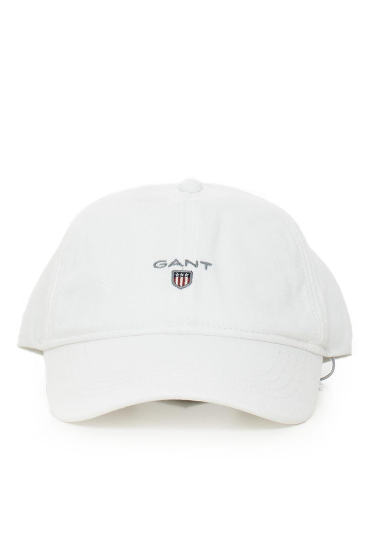 a0fbc3e0 Cotton baseball cap Gant Colore: bianco. Product: 090000110 Availability:  In stock