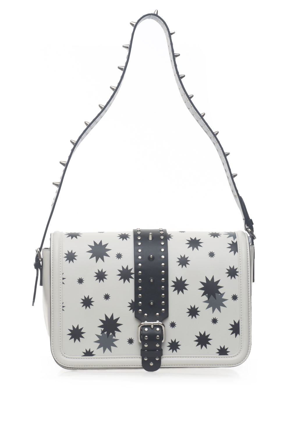 c911293ffb Medium-size leather bag Red Valentino Colore: bianco. Product:  RQ2B0B39-ITC22G Availability: In stock