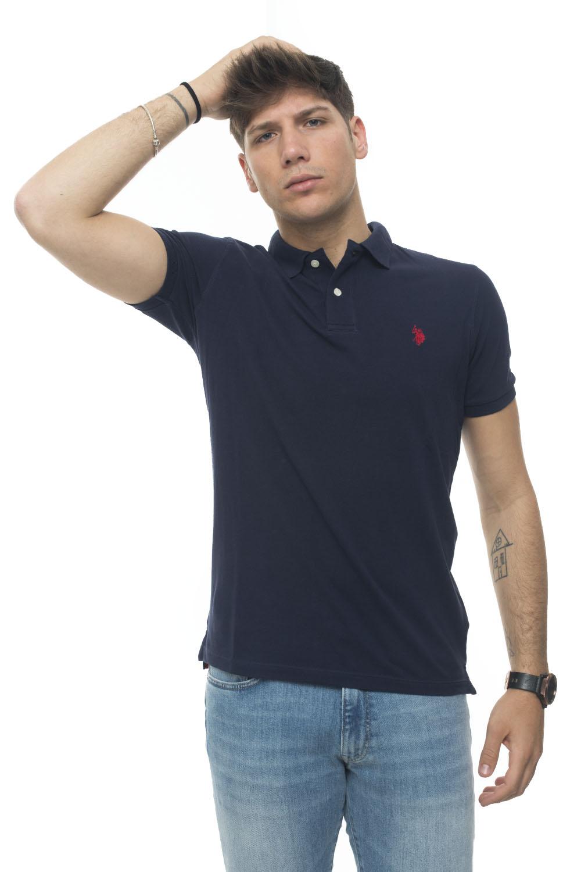 sale retailer 1b1e9 81729 Polo shirt in cotton piquet
