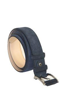 Cintura in camoscio Angelo Nardelli | 20000041 | 83670-G801150
