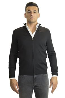 Cardigan in lana BOSS by HUGO BOSS | 39 | BALDEMARIO-D-50273658001