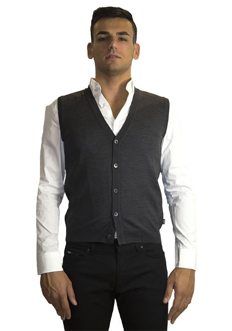Vest with 5 buttons BOSS | 38 | MEDRICK-D-50274433037