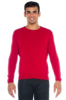 Pullover girocollo Andrea Fenzi | 7 | G01-R710132630