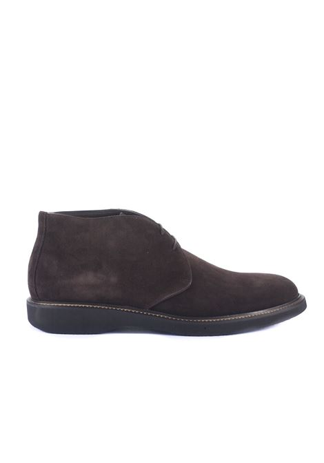 Suede ankle boots Angelo Nardelli | 12 | 82180-G864370