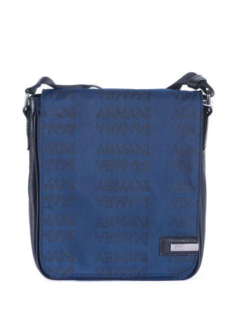Borsello in tessuto logato Armani Collezioni | 20000001 | BI202-W1G8