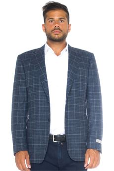 Jacket with 2 buttons Canali | 3 | L11288-CF00136300