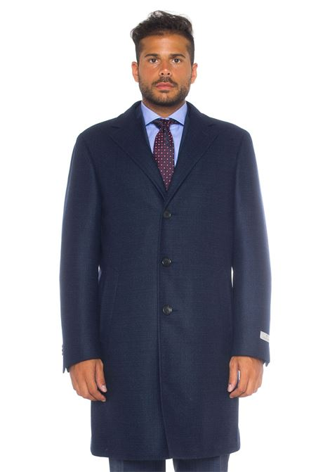 Coat with 3 buttons Canali | 17 | L55818-FF00203300