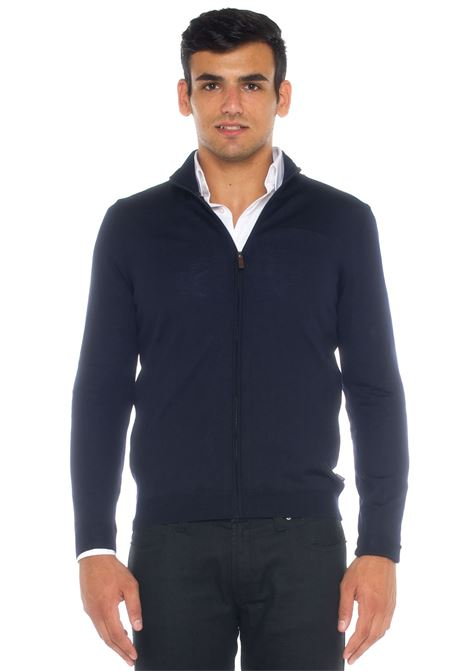 Cardigan zip intera BOSS | 39 | BALDEMARIO-E-50298541402