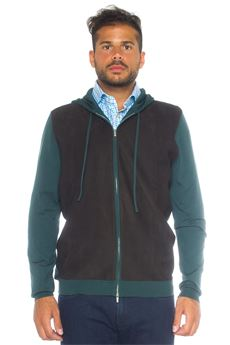 Cardigan zip Kiton | 7 | UK503308F