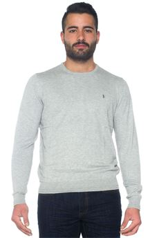 Round-necked pullover Refrigue | 7 | SWEATER-R40334THQ2MGRAPHITE