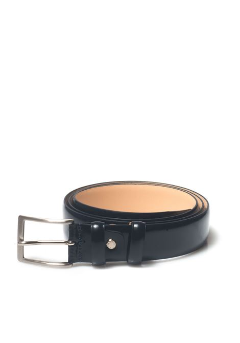 Classical belt in leather Angelo Nardelli | 20000041 | 83420-G800850