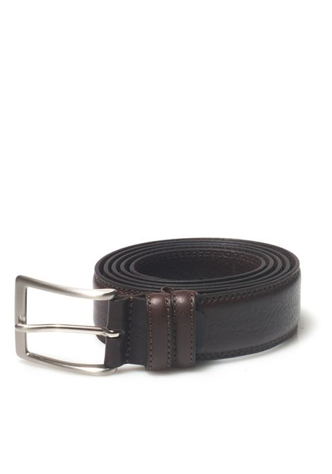 Leather belt Angelo Nardelli | 20000041 | 83459-G923270