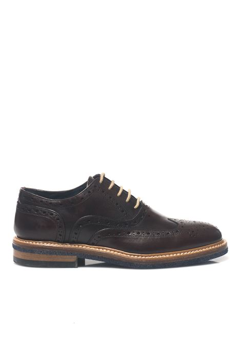 Classical derby shoes with laces Angelo Pallotta | 12 | 852-16T. MORO