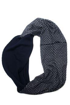 Ring form scarf Armani Collezioni | 77 | 645404-6A90117535