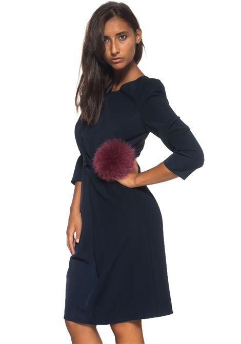 Crêpe dress Armani Collezioni | 130000002 | UMA25T-UM015923