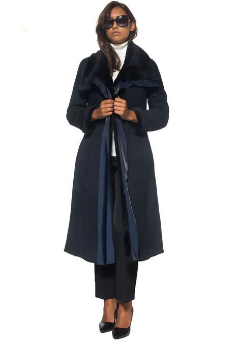 Longline shearling jacket Armani Collezioni | 14 | UML05P-UMP06913
