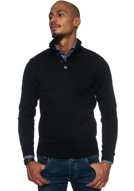 Pullover 4 bottoni BOSS by HUGO BOSS | 7 | BALCOS-50323609001