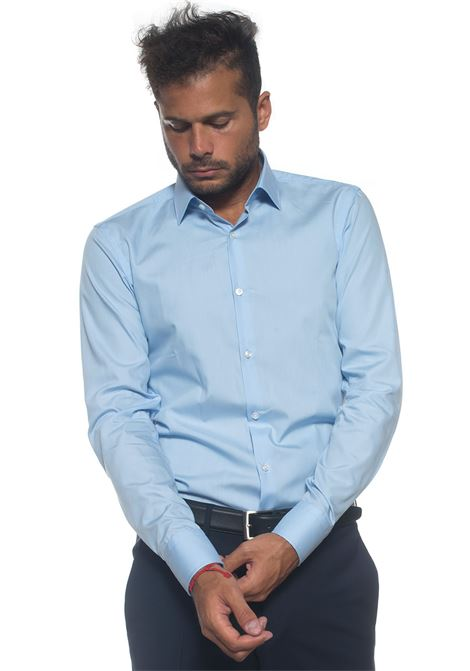 Camicia classica da uomo BOSS | 6 | JENNO-50229376433