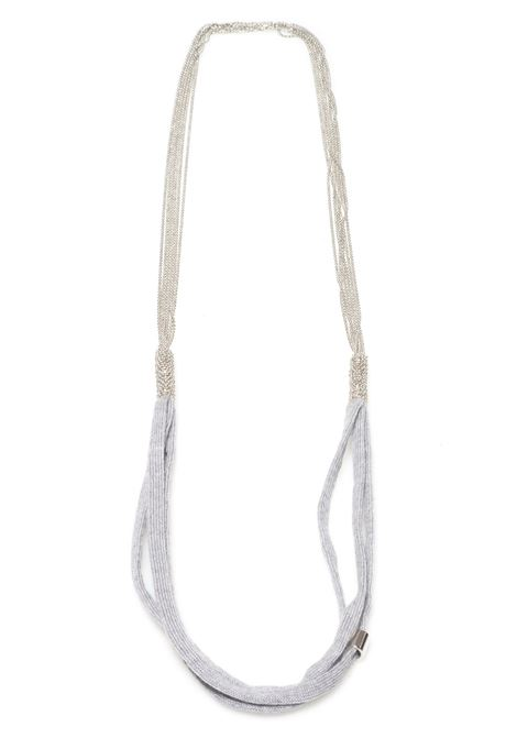Necklace Blubianco | 35 | RUINARTM076