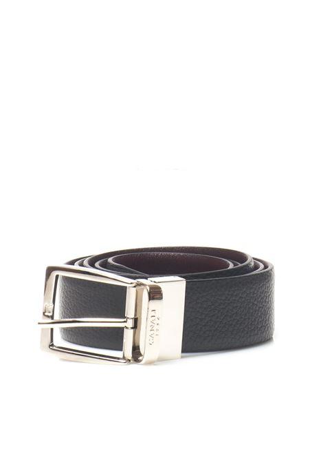 Cintura in pelle bicolore Canali | 20000041 | 50-KA00107112