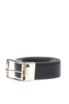 Cintura in pelle bicolore Canali | 20000041 | 50-KA00107510