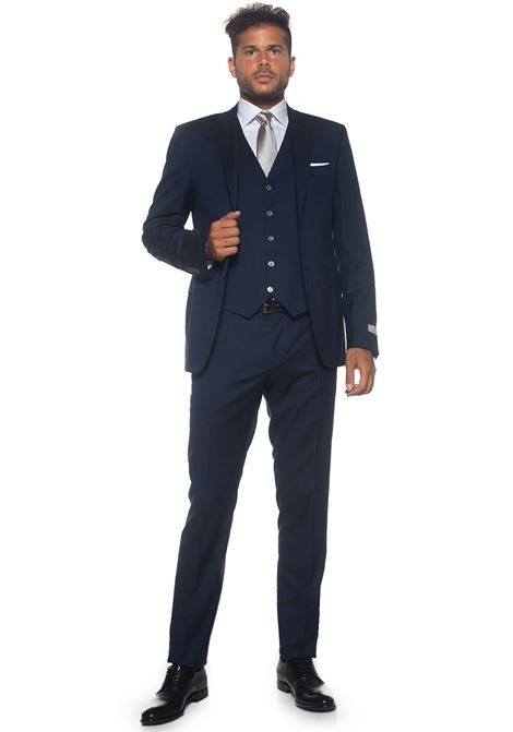 Suit with vest Canali | 11 | 9-1922591-BF00795301