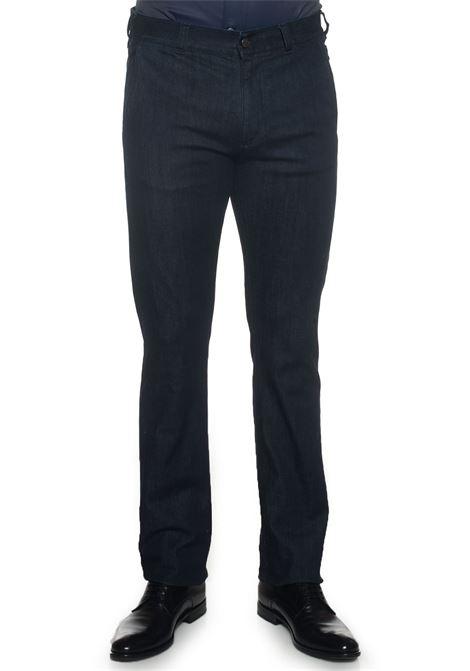 Jeans denim taglio chino Canali | 9 | 91707-PD00018300
