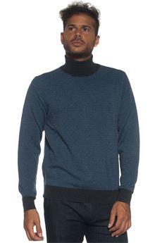 Pullover collo alto Canali | 7 | C0020-MK00233302