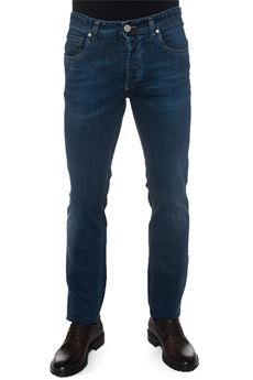 5 pocket denim Jeans E. Marinella | 24 | MILANO-M811905