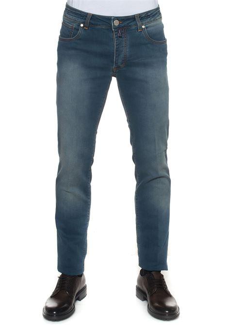 5 pocket denim Jeans E. Marinella | 24 | TOKYO-M807926