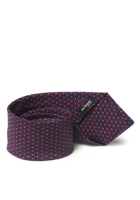 Cravatta Kiton | 20000054 | KP 8,5-1E0307