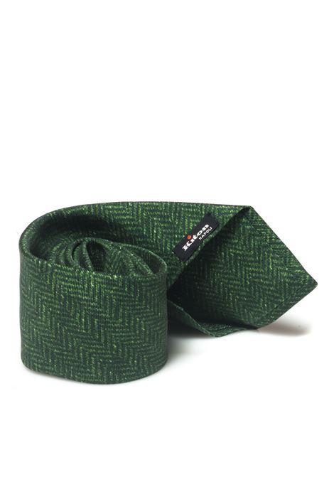 Cravatta Kiton | 20000054 | KP 8,5-8D5212