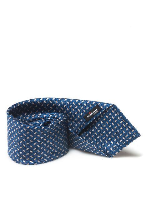 Cravatta Kiton | 20000054 | KP 8,5-9D2401