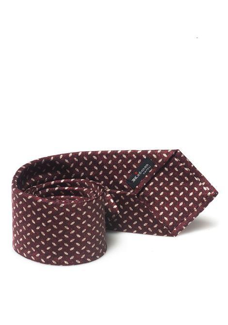 Cravatta Kiton | 20000054 | KP 8,5-9D2410