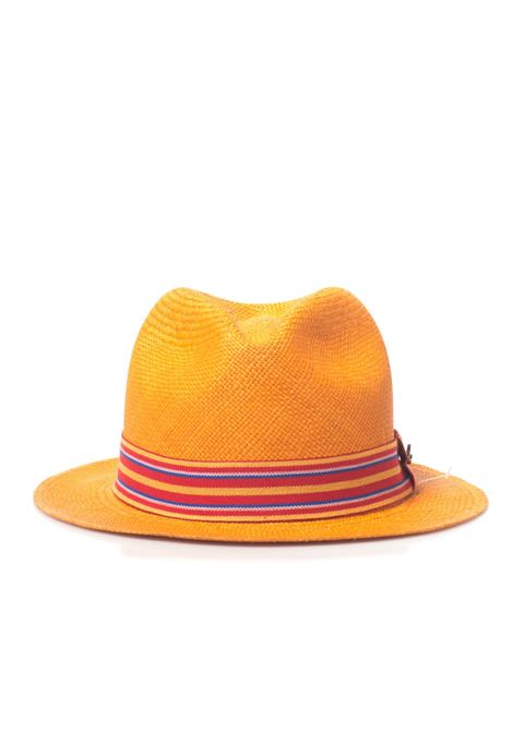 Cappello Panama Panama hatters | 5032318 | MI-CL-ARD#13ORANGE